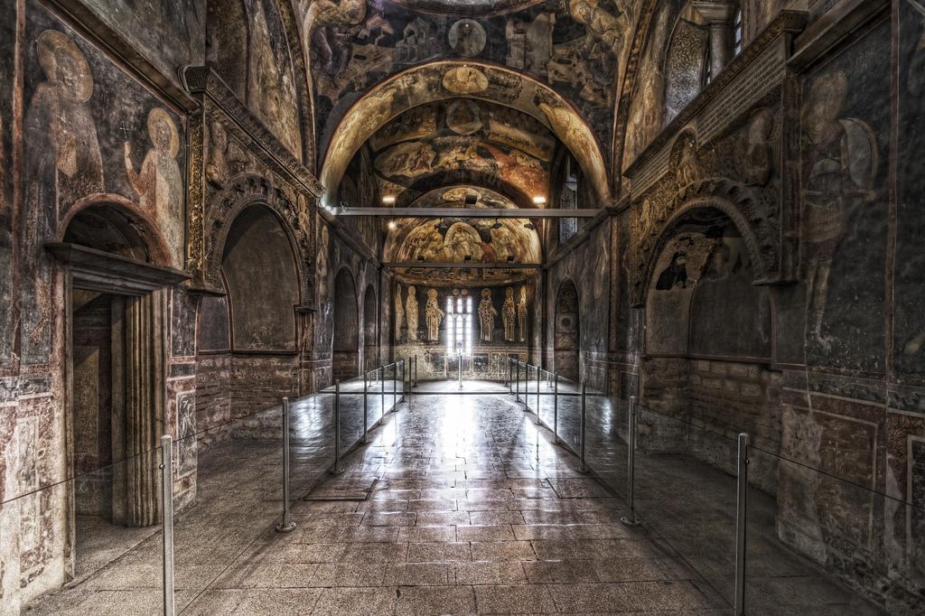 Chora Church | Golden Tours Istanbul, Istanbul Tours ...