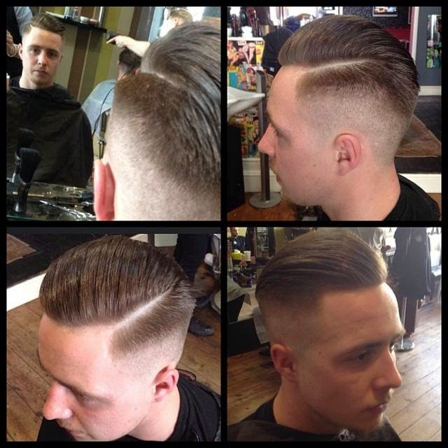 Fine Men39S Undercut Hairstyle Trends Dashingamrit Short Hairstyles Gunalazisus