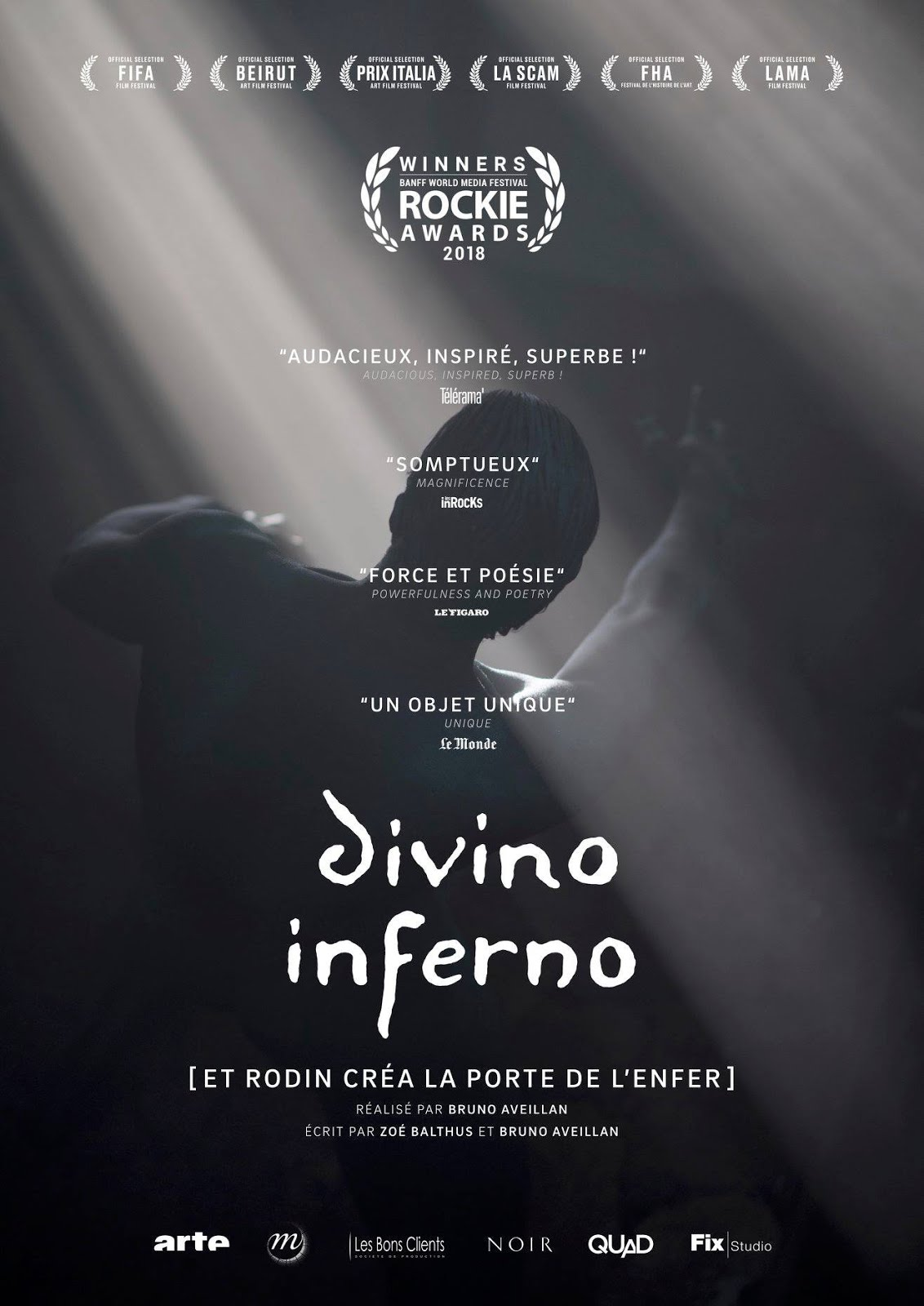 Divino Inferno Winner in Banff