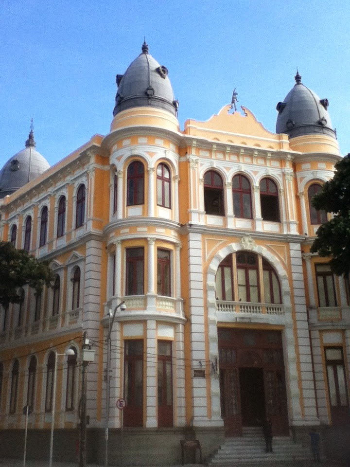 Recife architecture