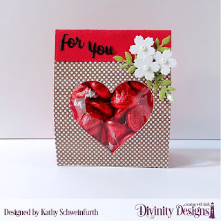 Divinity Designs Stamp Set: Festive Tag Sentiments, Custom Dies: Festive Favors, Paper Collection: Ephemera Essentials