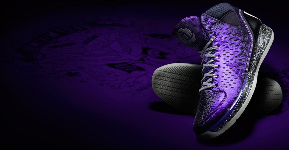 """9f30e0237367 SNKROLOGY  A SOFT SPOT  adidas Basketball - D Rose 3 """"Nightmare ..."""