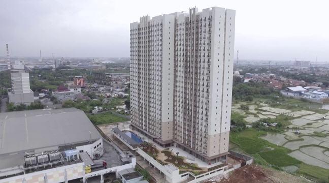 Apartemen Azalea Suites Cikarang