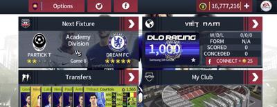 DLS Dream League Soccer Mod Chelsea v5.054 Apk Android Terbaru