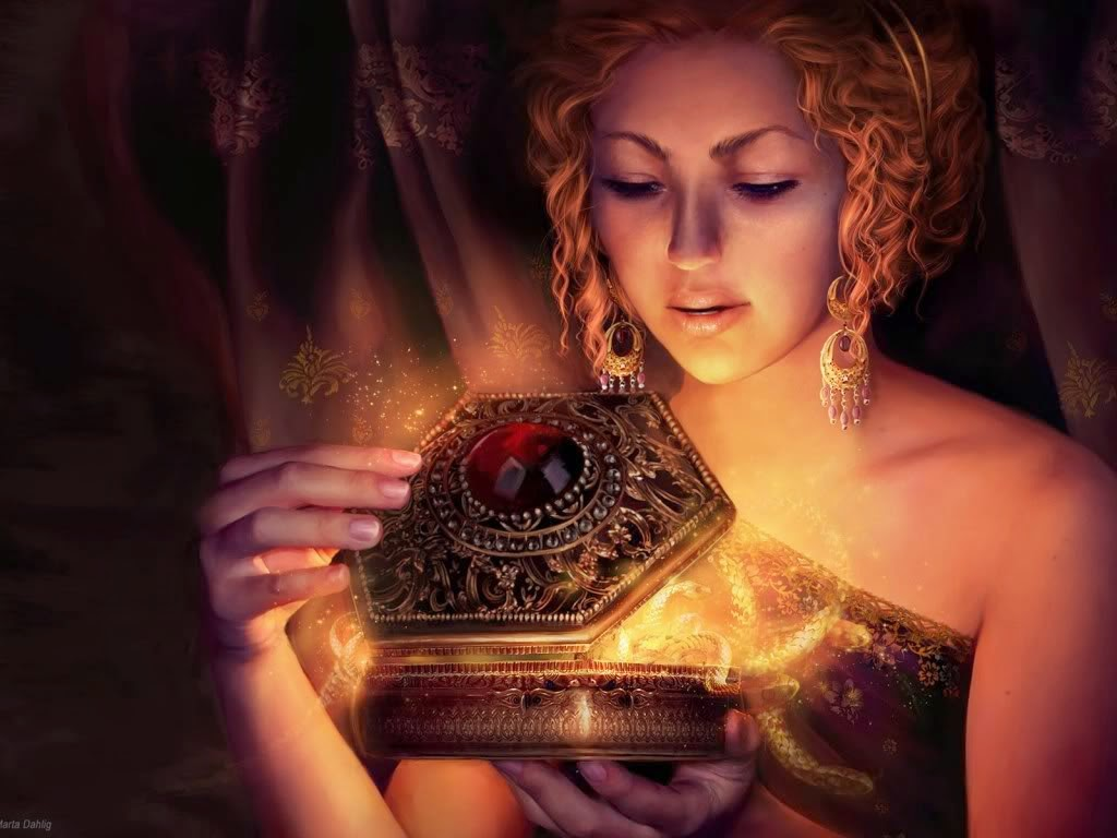 caja de pandora leyenda mito