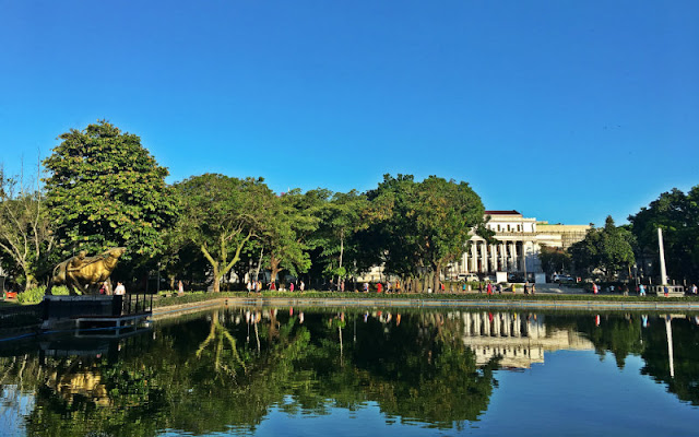 Negros Occidental Capitol Park - Bacolod City