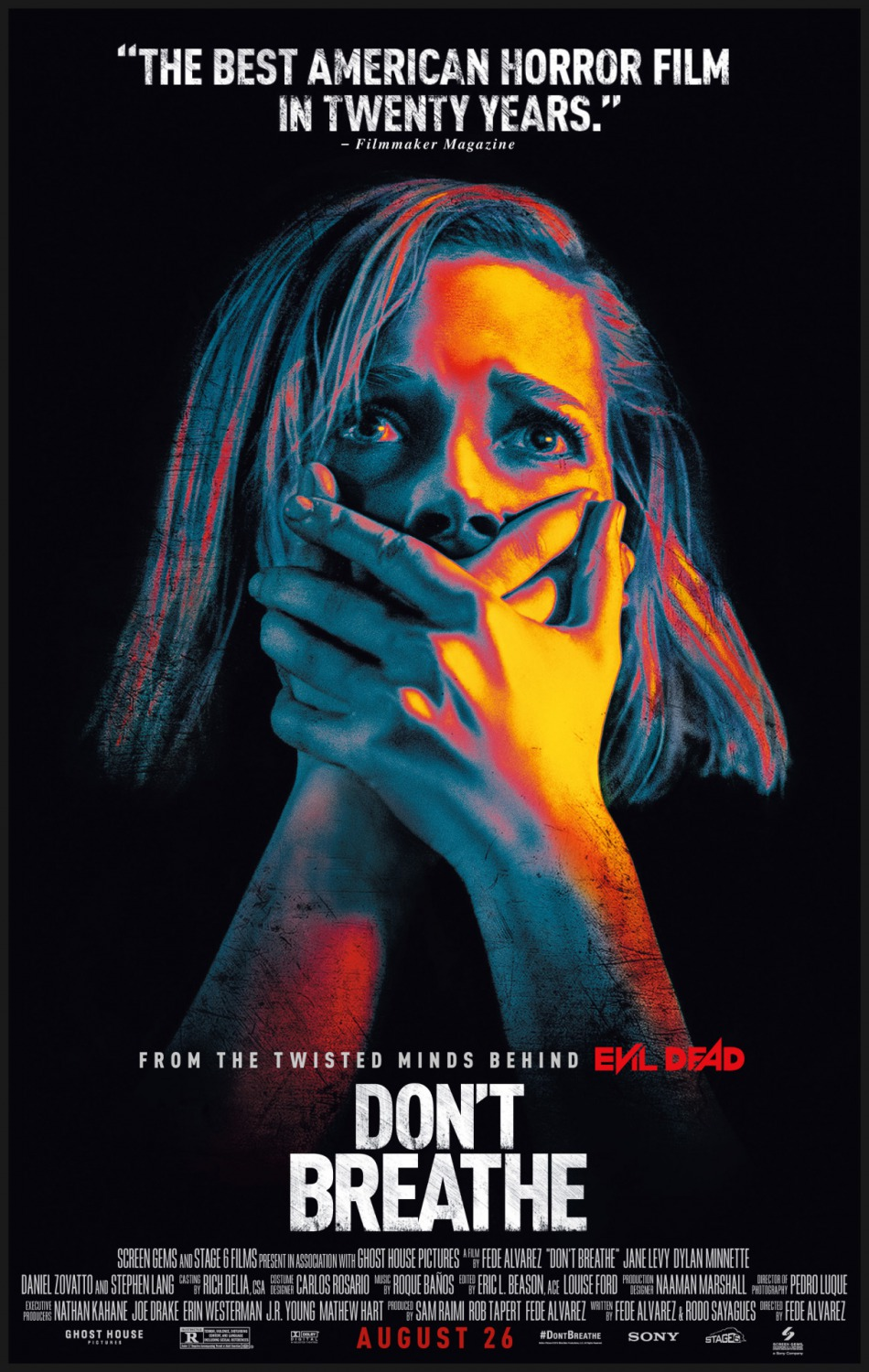 Movies Don't Breathe (2016)