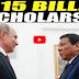WOW! RUSSIA MAGBIBIGAY NG 15 BILLION DOLYAR NA SCHOLARSHIP NG RUSSIA