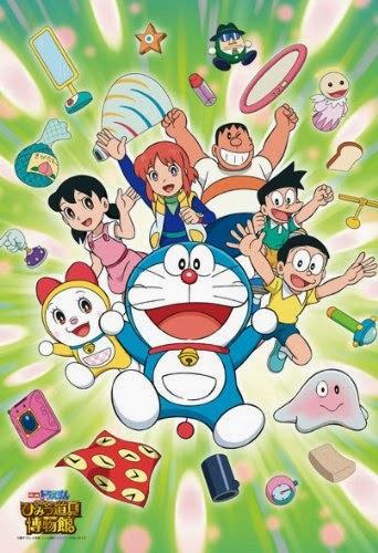 Doraemon: Petualangan Nobita Di Museum Alat-alat Ajaib : doraemon:, petualangan, nobita, museum, alat-alat, ajaib, Download, Doraemon, Petualangan, Nobita, Museum, Ajaib, Berbagai