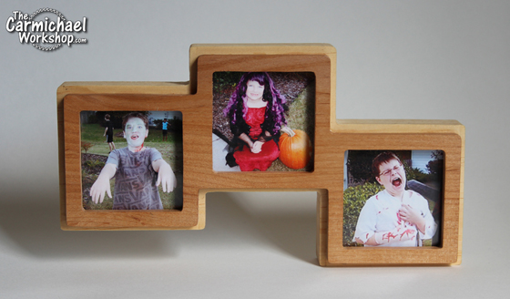 Gravity Defying Picture Frame by The Carmichael Workshop