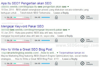 Hasil Pencarian Weebly Leave a Reply SEO