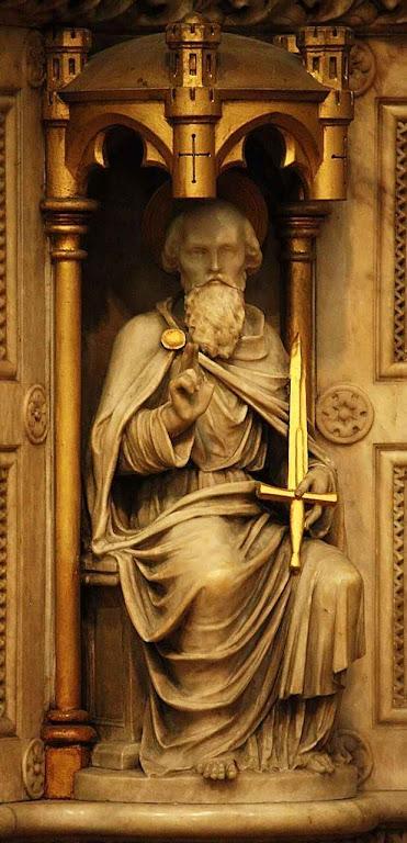 São Paulo, cuja epístola aos Tessalonicenses, Santo Tomás de Aquino comenta.