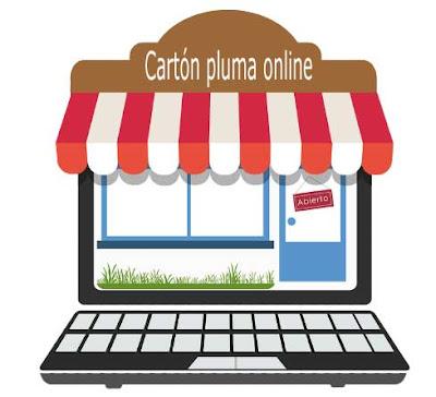 venta online del carton pluma
