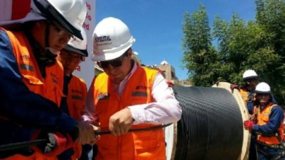 MTC invertirá US$ 101 millones en proyecto de banda ancha para Huánuco