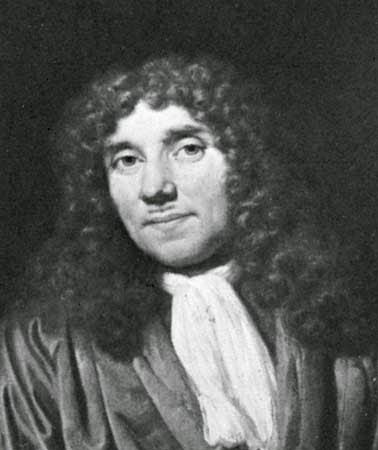 Penemu Kuman Antony Van Leeuwenhoek
