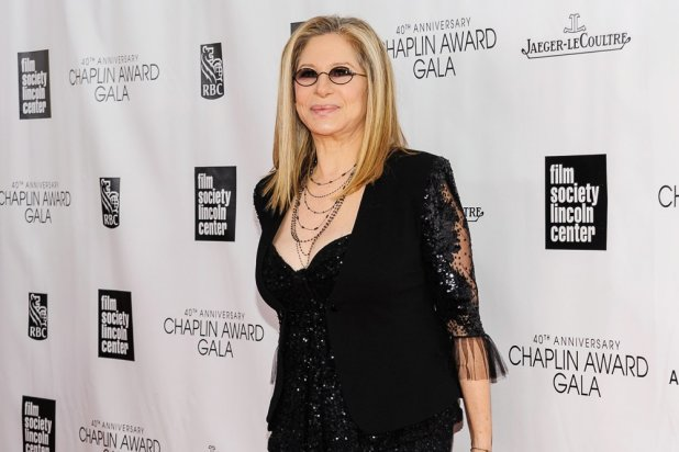 Barbra Streisand Slams 'Sexist' Hollywood at Tribeca Film Festival