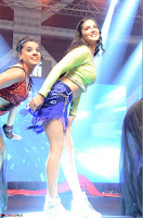 Sunny Leone Dancing on stage At Rogue Movie Audio Music Launch ~  110.JPG