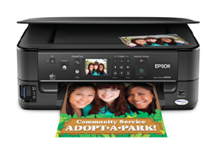 Epson Stylus NX530 Printer Driver Downloads and Software for Windows