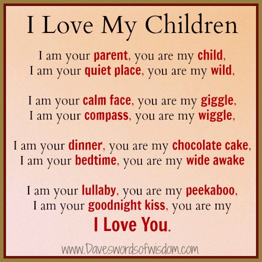 My Kids Quotes: I Love My Son Quotes. QuotesGram