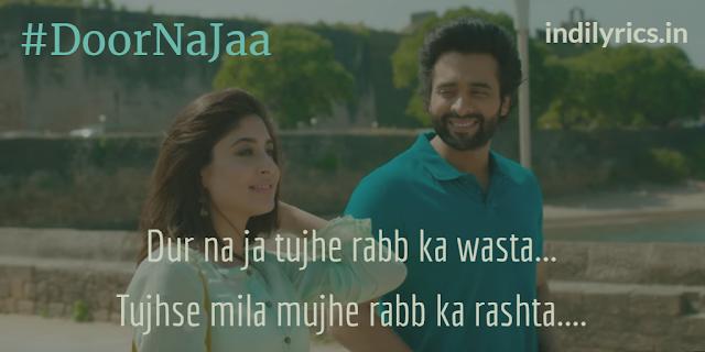 Door Na Jaa Tujhe Rabb Ka Waasta | Mitron | Sonu Nigam | full Audio Song Lyrics with English Translation and Real Meaning
