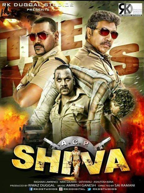 Acp Shiva 2017 Hindi Dubbed Webrip 480p 350mb