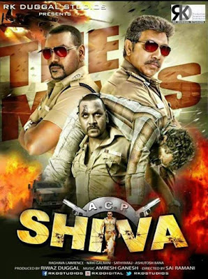 Acp Shiva 2017 Hindi Dubbed 300mb Movie Download