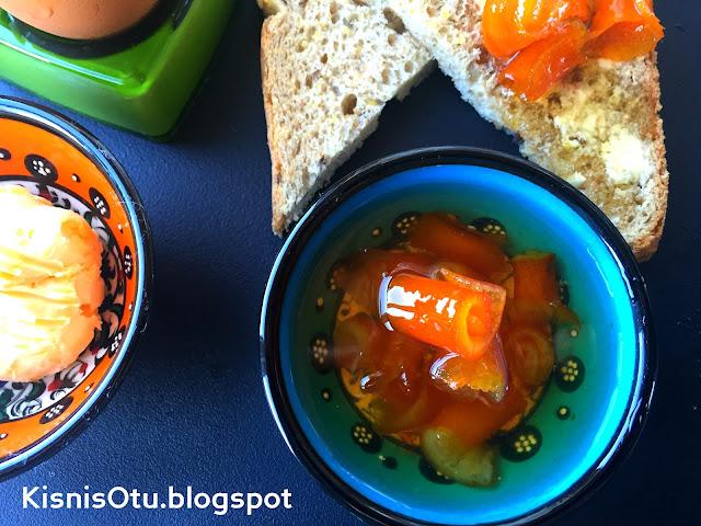 portakal, reçeli, tarifi, kışa, hazırlık, yapımı, nasıl, kişniş, otu