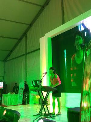 Semarak Launching Jaringan 4G Telkomsel di Semarang