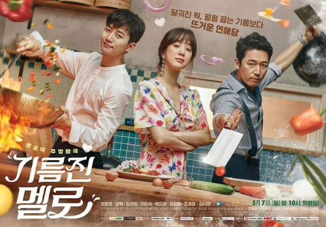 First Impressions K-Drama Wok of Love