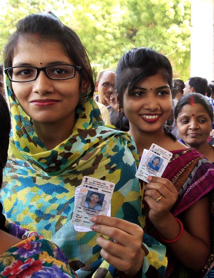 election-women-voter