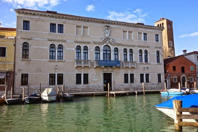 Museo Del Vetro Murano.Contessanally Murano Palazzo Giustinian The Museo Del