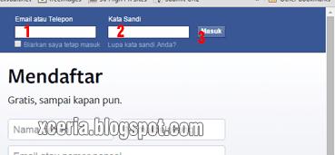 Cara Masuk (Log in) Kembali ke Facebook