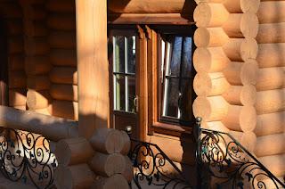 Окна из дерева Sokolka