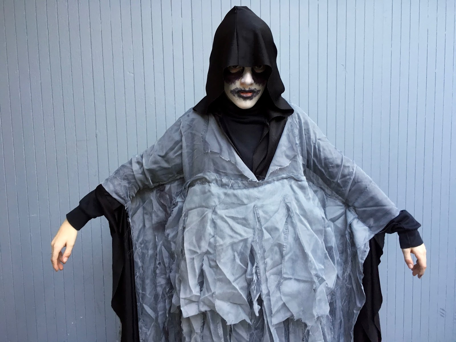 started out as the grim reaper but later became a dementor from harry potter