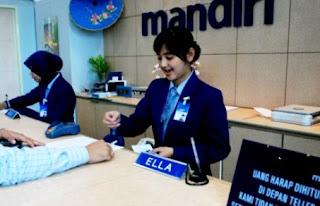 Cara kredit bank Mandiri Tanpa anggunan