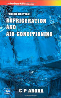 cp arora refrigeration and air conditioning pdf