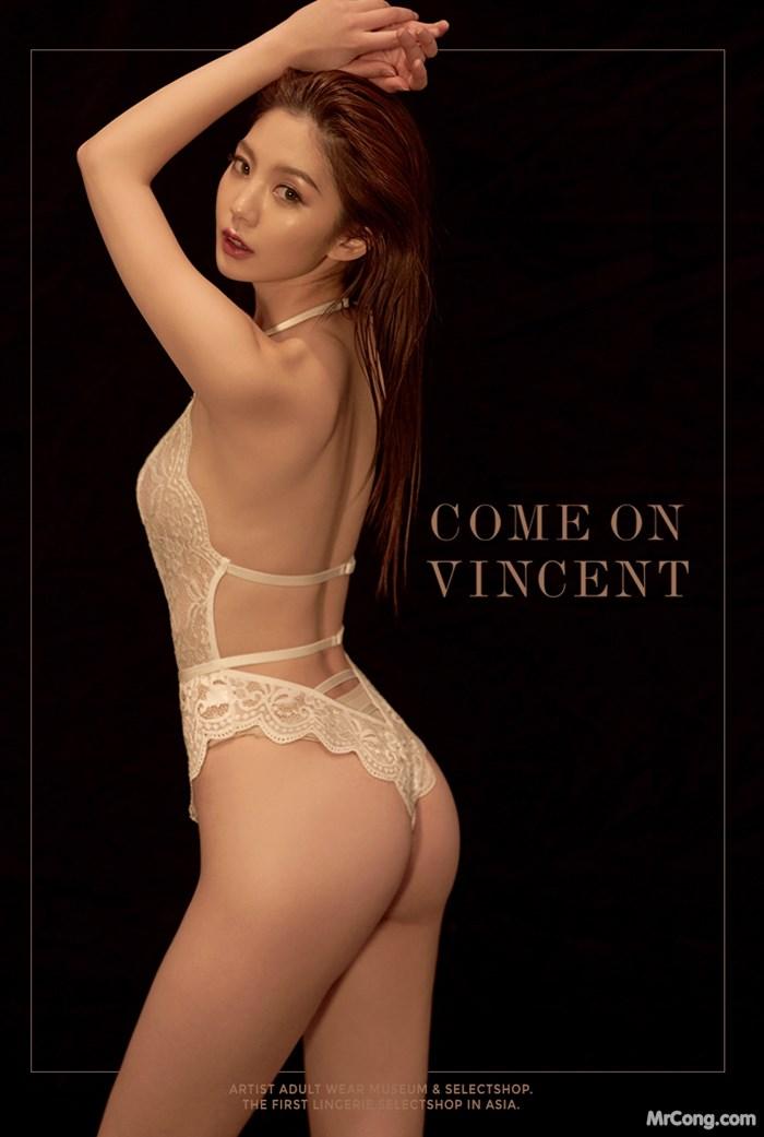 Image Korean-Model-Lee-Chae-Eun-012018-MrCong.com-001 in post Người đẹp Lee Chae Eun trong bộ ảnh nội y tháng 01/2018 (143 ảnh)