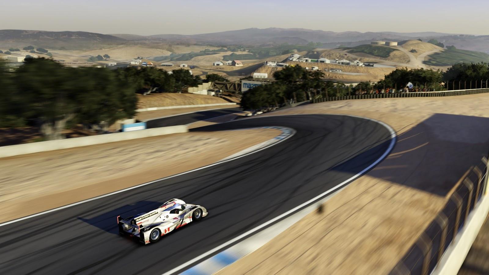 Laguna Seca Raceway >> New Forza 5 Screenshots - GamingReality