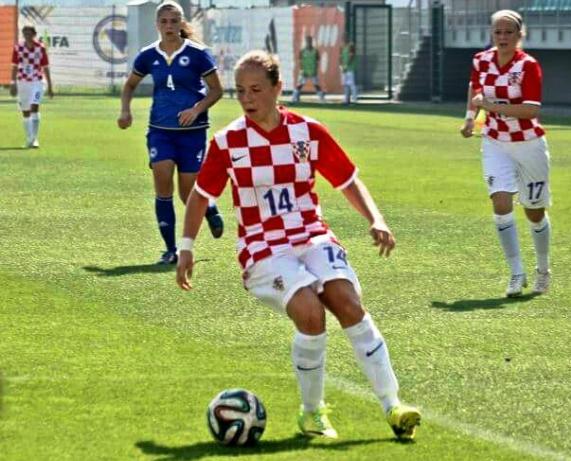 Ljiljana Čuljak: Osjećaj igranja u reprezentaciji je poseban