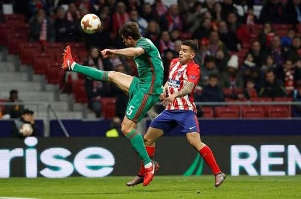 Lokomotiv Moskwa vs Atletico Madrid