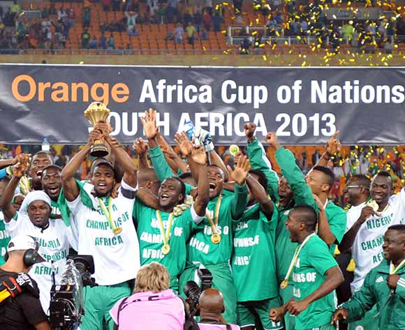 afcon+champs+5 - Good moment of Super Eagles- Photos