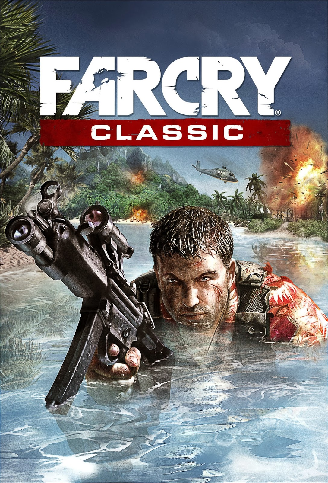 Far Cry Classic XBOX 360 ESPAÑOL