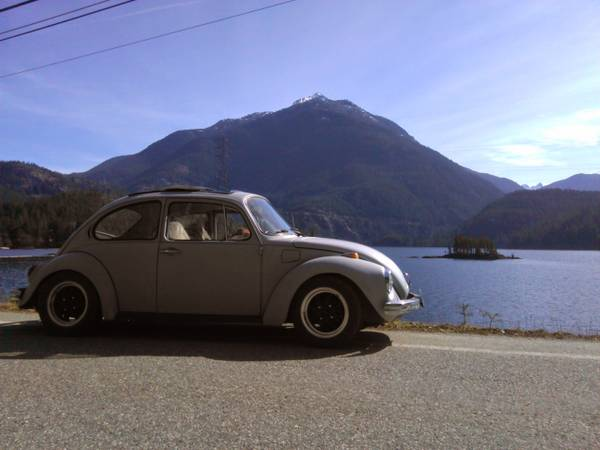 1974 VW Super Beetle For Sale