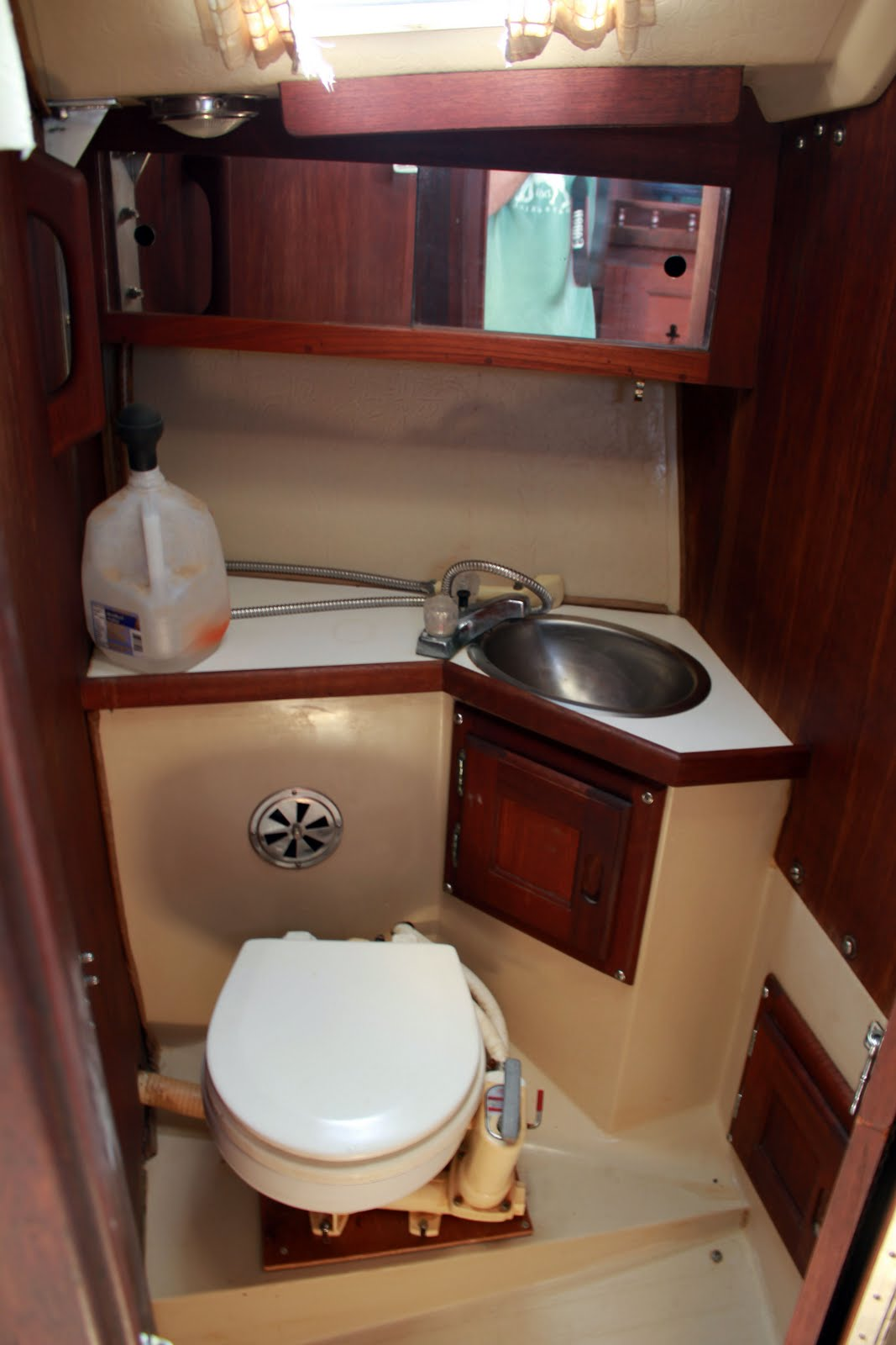 Georgetown Catalina 30 For Sale Interior Photos
