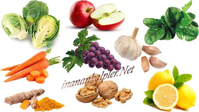 Karaciğeri Temizleyen Gıdalar - inanankalpler.net