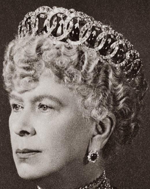 Tiara Mania Grand Duchess Maria Pavlovna Of Russia S