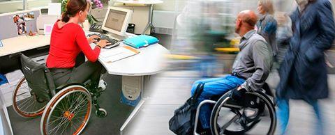 """La UMU, en el """"III Congreso Internacional Universidad y Discapacidad""""."""