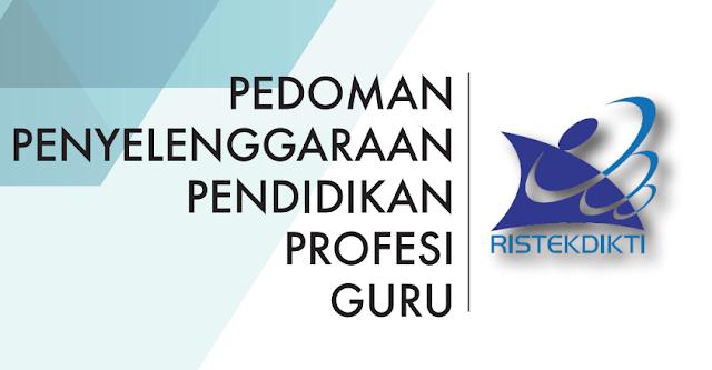 Petunjuk Teknis Pelaksanaan PPG Reguler