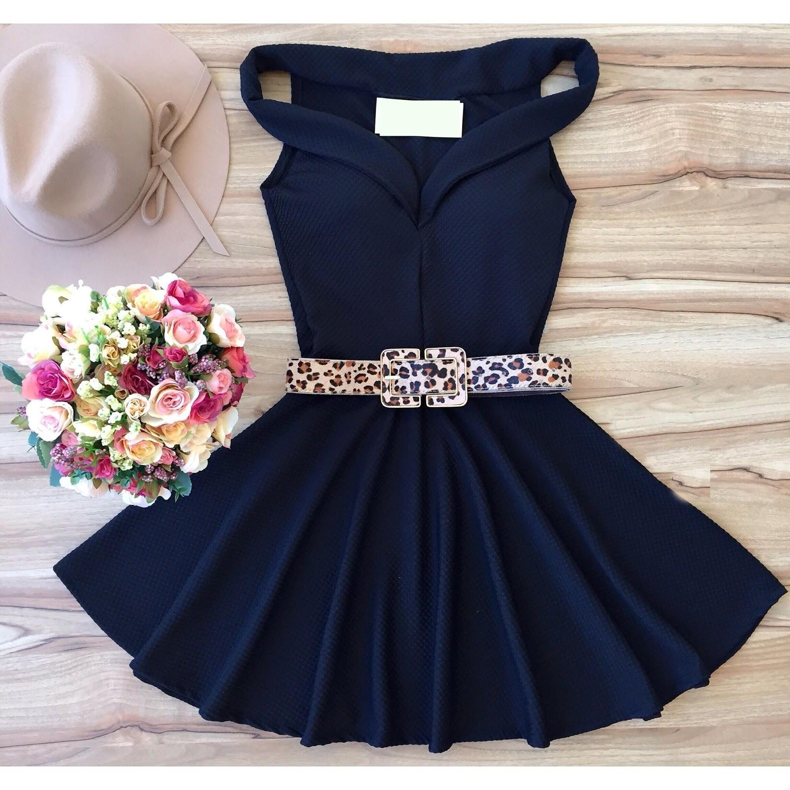 Fotos de vestidos simples bonitos