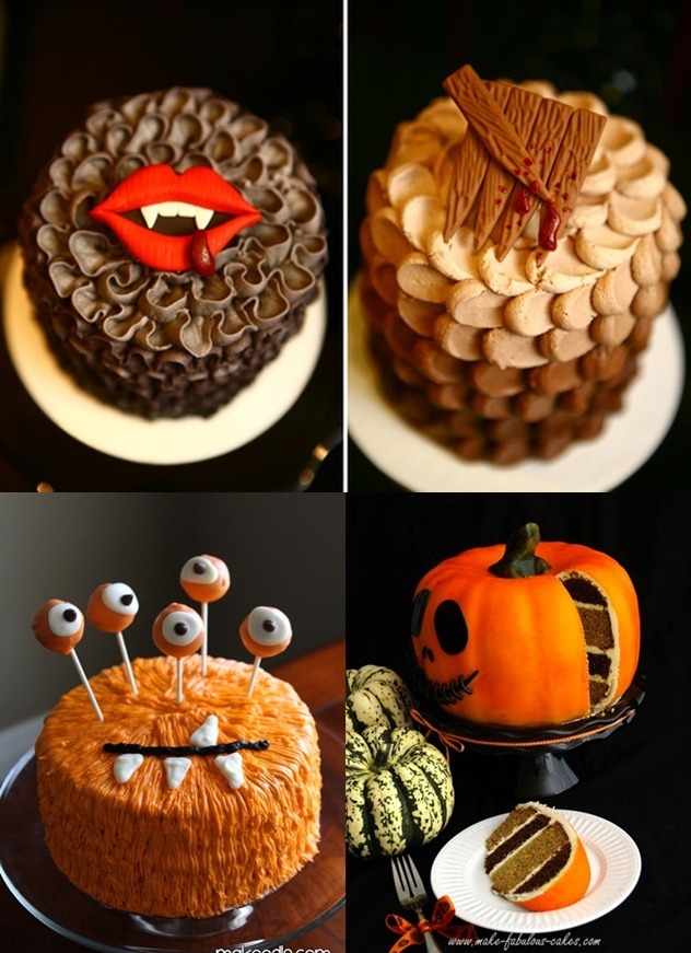 20 Creative and beautiful Halloween cake ideas for party. Halloween DIY dessert ideas for fun. Spooky Halloween cake recipes. Halloween cake decoration ideas. Pumpkin and vampire scratch cake recipes for fun and treat.